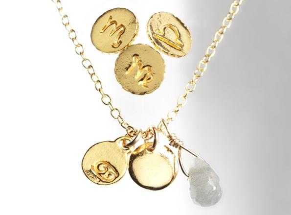 gorjana Zodiac Jewelry