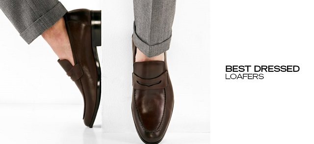 Best Dressed Loafers at MYHABIT