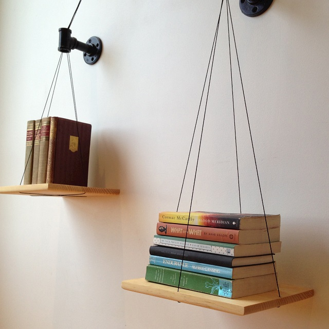 Cush Design Studio Balance Bookshelf - Black_3