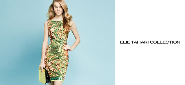 Elie Tahari Collection at MYHABIT