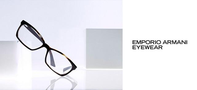 Emporio Armani Eyewear at MYHABIT