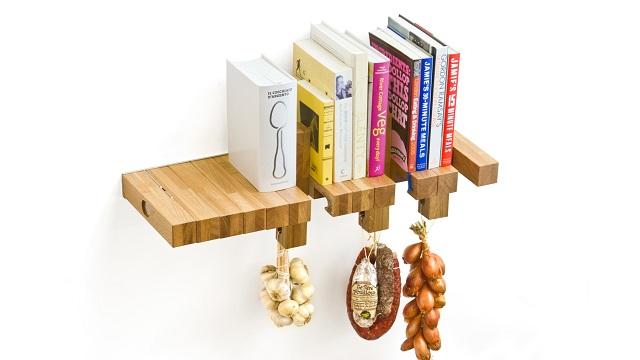 Fusillo - Multifunctional Bookshelf