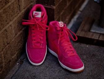 Nike Wmns Dunk Sky Hi – Pink