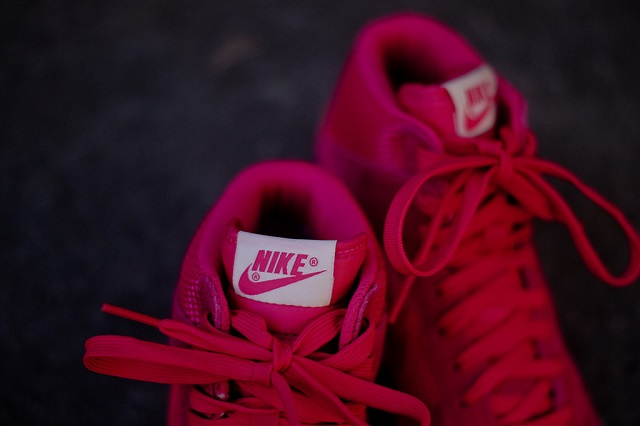 Nike Wmns Dunk Sky Hi - Pink_7