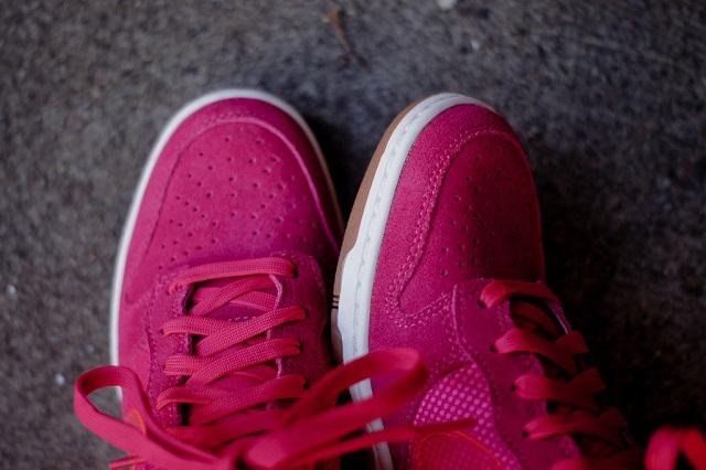 Nike Wmns Dunk Sky Hi - Pink_8