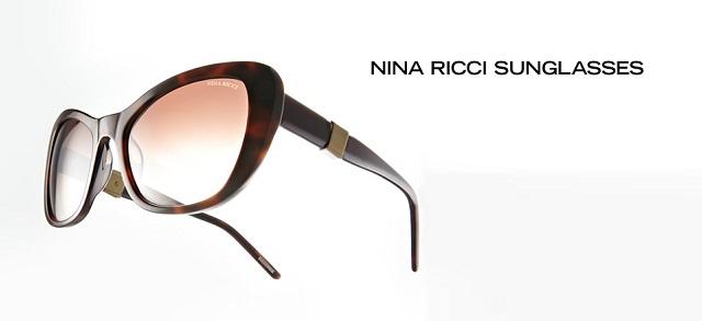 Nina Ricci Sunglasses at MYHABIT