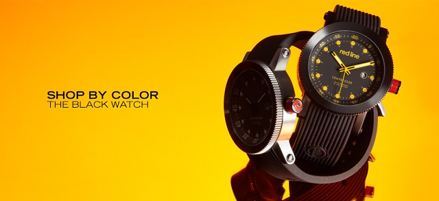 Shop by Color The Black Watch at MYHABIT