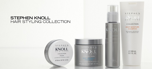 Stephen Knoll Hair Styling Collection at MYHABIT