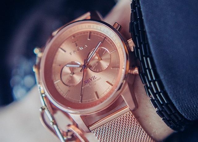 TRIWA Rose NEVIL Watch