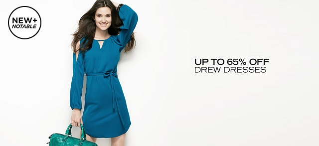 Up to 65 Off Drew Dresses at MYHABIT