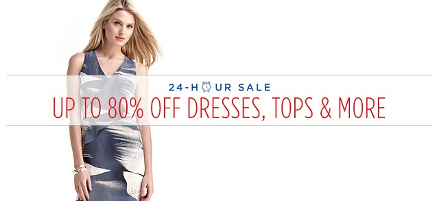 Up to 80 Off Dresses, Tops & More at MYHABIT