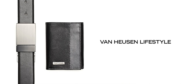Van Heusen Lifestyle at MYHABIT
