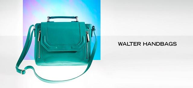 Walter Handbags at MYHABIT