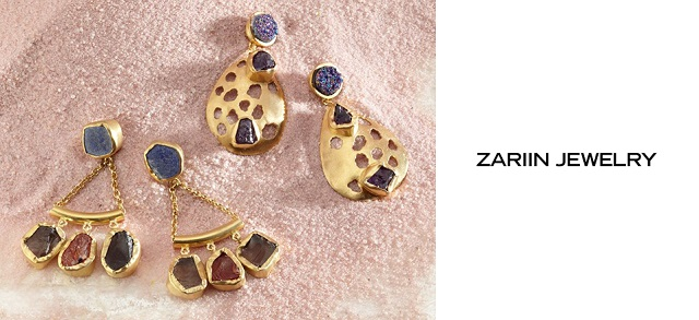 Zariin Jewelry at MYHABIT