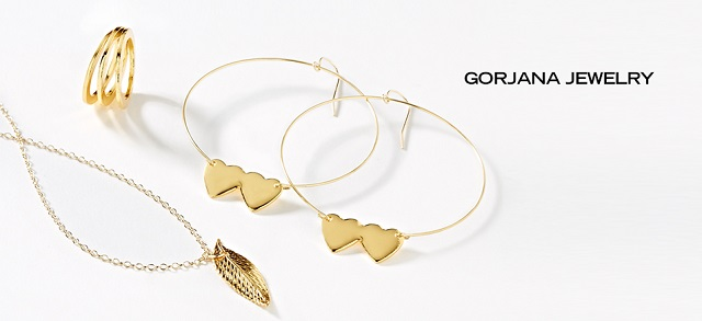 gorjana Jewelry at MYHABIT