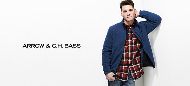 Arrow & G.H.Bass at MYHABIT