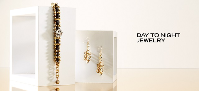 Day to Night Jewelry at MYHABIT