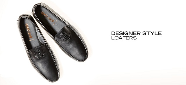 Designer Style Loafers at MYHABIT