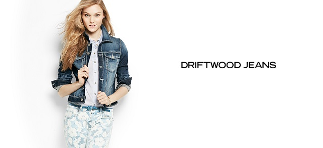 Driftwood Jeans at MYHABIT