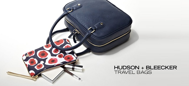 Hudson + Bleecker Travel Bags at MYHABIT
