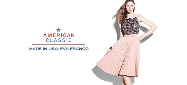 Made in USA Eva Franco at MYHABIT
