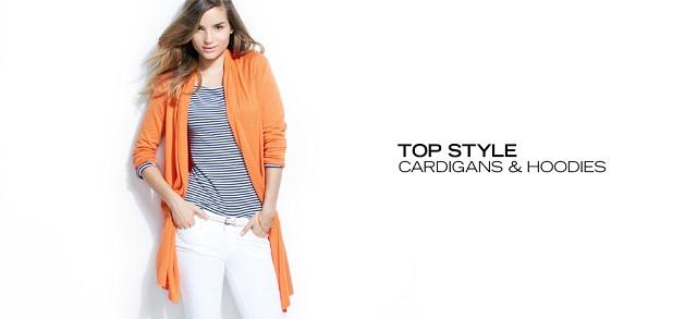 Top Style Cardigans & Hoodies at MYHABIT