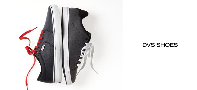 DVS Shoes at MYHABIT