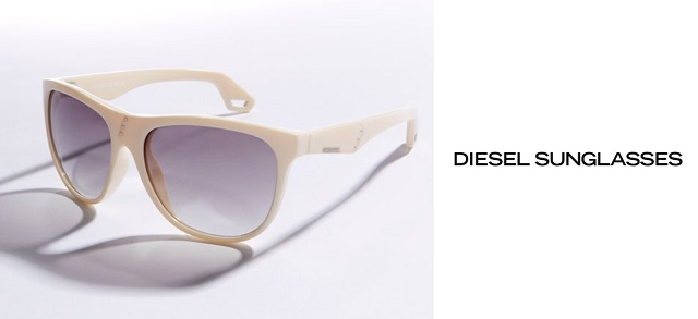 Diesel Sunglasses at MYHABIT