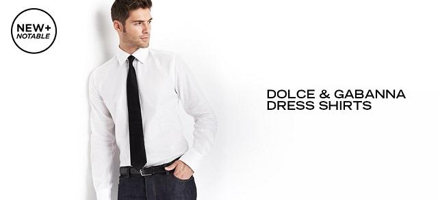 Dolce & Gabanna Dress Shirts at MYHABIT