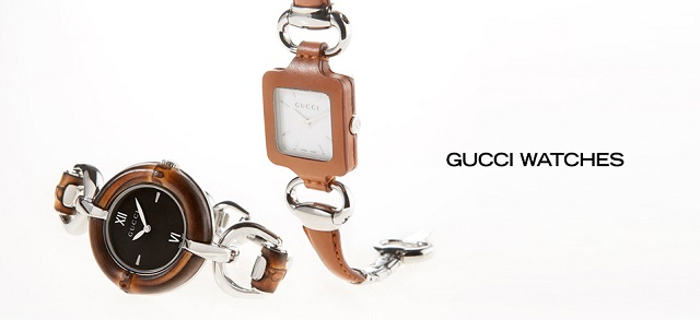 Gucci Watches at MYHABIT