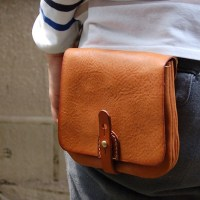 HERZ Leather Belt Pouch