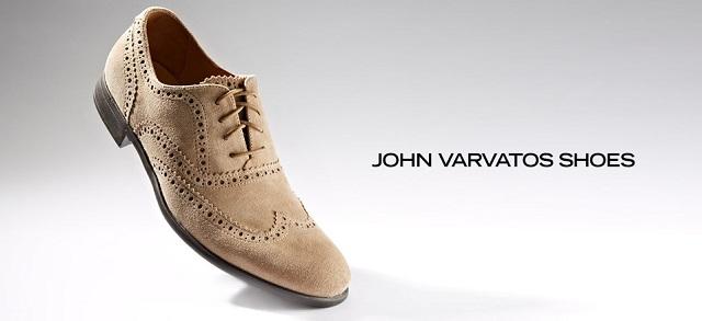 John Varvatos Shoes at MYHABIT
