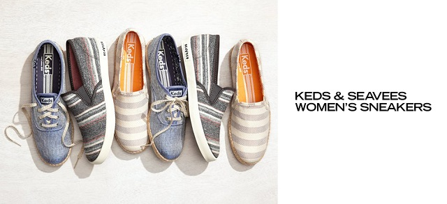 Keds & SeaVees Women's Sneakers at MYHABIT