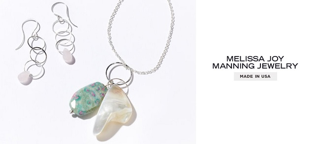 Melissa Joy Manning Jewelry at MYHABIT