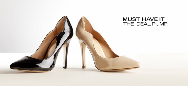 Must Have It The Ideal Pump at MYHABIT