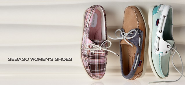 New Markdowns Sebago Shoes at MYHABIT