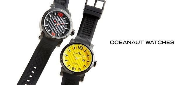 Oceanaut Watches at MYHABIT