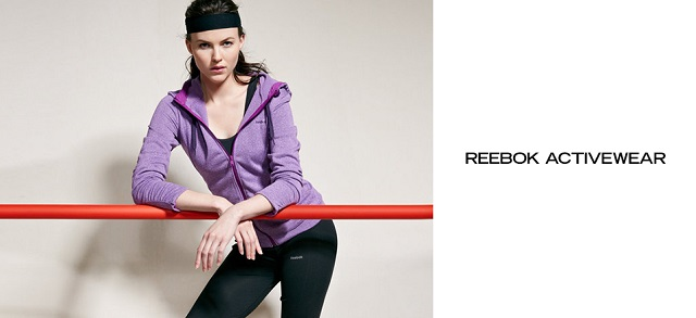 Reebok Activewear at MYHABIT