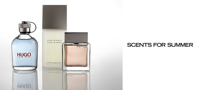 Scents for Summer at MYHABIT