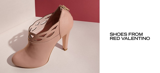 Shoes from RED Valentino at MYHABIT