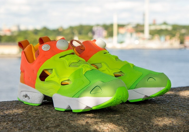 Sneakersnstuff x Reebok Pump Fury Popsicle