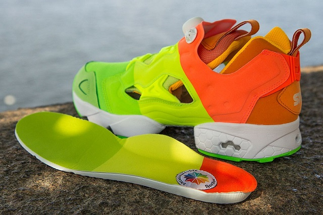 Sneakersnstuff x Reebok Pump Fury Popsicle