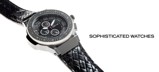 Sophisticated Watches at MYHABIT