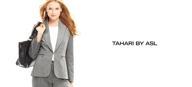 Tahari by ASL at MYHABIT