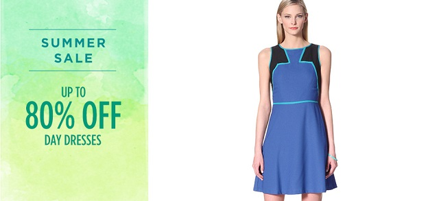 Up to 80 Off Day Dresses at MYHABIT