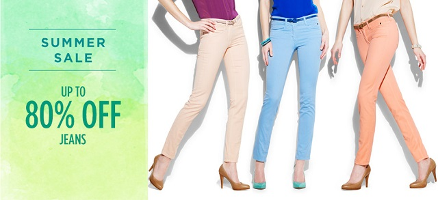 Up to 80 Off Jeans at MYHABIT