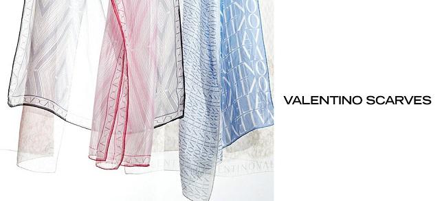 Valentino Scarves at MYHABIT
