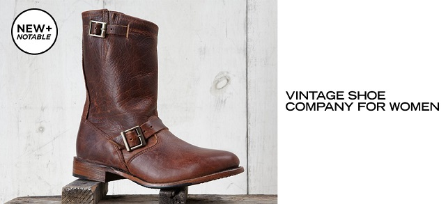 Vintage Shoe Company for Women at MYHABIT