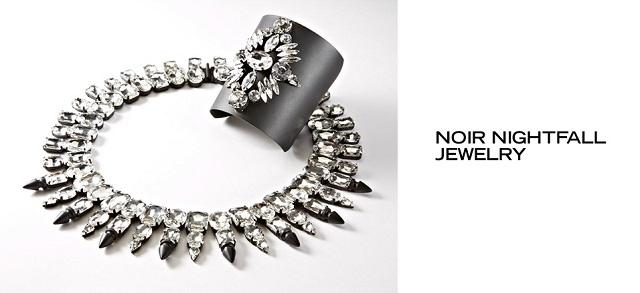 nOir Nightfall Jewelry at MYHABIT
