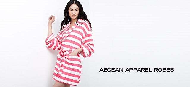 Aegean Apparel Robes at MYHABIT